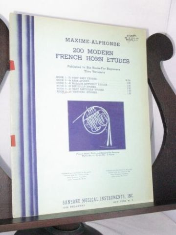 Maxime-Alphonse -  200 New Studies Vol 6